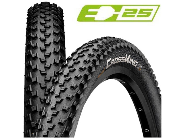 "Continental Cross King Performance Clincher band 27.5x2.2"" E-25, black"